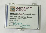 Katz-Eye Plus Split Prism Hi-Lux Manual Focus Screen for Canon 20D/30D DSLRs