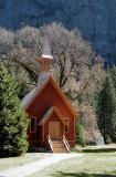 old-church--Yosemite-valley