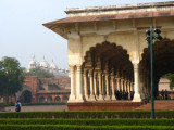 Agra and Agra Red Fort