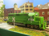 HO Model Railroading