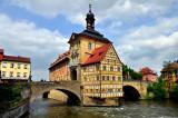 Bamberg's Altes Rathaus, Bavaria