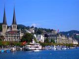 Lake Lucerne,Switzerland