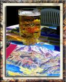 We'll Sturm Pink Cicle After Third Mug ! Swiss Alps