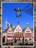 Frankfurt Old And Modern, Germany