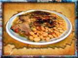 Cassoulet ,-Regional Cuisine in Carcassonne, Provence