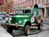 Legendary GAZ-Ultimate SUV