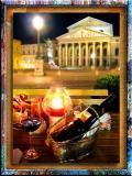 Romantic Dinner In Munchen, Second Bottle...