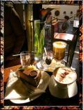 Sacher Cafe in Vienna, Austria