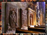 Ancient Tombs In St.Stephan Cathedral , Vienna, Ausria