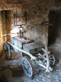 XV Century Fire Truck :-)  in Chillon Castle ,  Switzerland