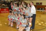 Redlands East Valley High School Girls Volleyball vs. Corona Del Mar