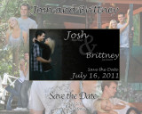 Josh and Brittney ~ Save the Date ~