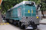 51號柴油電動機車