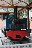 窄軌蒸汽火車頭