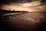 Low tide at Herne Bay