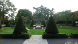 Bosworth's Kykuit garden is considered to be one of his greatest works in the United States.