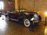 A classic 1939 Cadillac Model 75 that was owned by Junior.