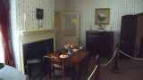 The Breakfast Room was more intimate for dining with family or friends and associates.