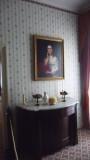 Breakfast Room portrait of Mary Singleton McDuffy Hampton, the niece of the wife of Van Buren's oldest son, Abraham.