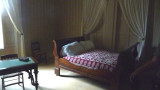 Smith's Bedroom was used by Van Buren's youngest son, Smith, who moved to Lindenwald with his family in 1849.