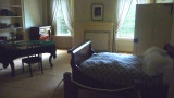John's Bedroom, where Martin's second son, John Van Buren, slept. He was a lawyer and served as Attorney General of New York.