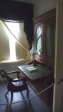 A writing desk for the former president.