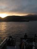 SCI Sunset