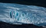 Turquoise Ice Sculpture
