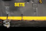 Sete , le port