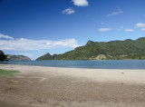Huia towards Manukau Heads 7362r