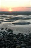 Zonsondergang - Baai van de Somme