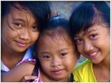 Three sisters.