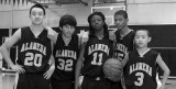 AHS Men's Basketball 2008-2009 Portraits