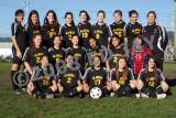 AHS Women's Soccer 2007
