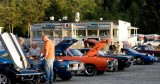 Cruise nite at Fezz's Diner, Sweden Valley