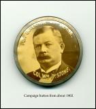 Governor Alexis William Stone  1846-1920
