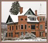 Former Lewis Mansion