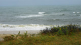 Angry surf at Cape Cod