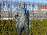 Robert Moses showing off his new scarf.jpg