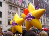 Stars of the parade