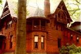 Twain's Hartford home