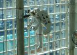 A space jumper