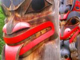March of the totem poles