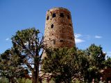 Canyon lookout tower