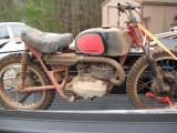 Bultaco Model16  Matador Mk2 250