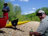 Chuck IL & WW at Sinkin' Creek