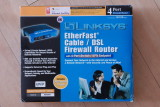Linksys BEFSX41 EtherFast Cable/DSL Firewall Router with 4-Port Switch/VPN Endpoint