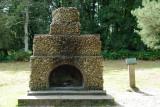 Portuguese Fireplace