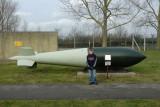 12,000lb Tallboy Bomb