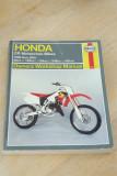 Haynes 1986 – 2001 Honda CR 85/125/250/500 Owners Workshop Manual No 2222